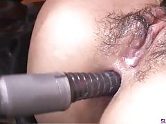 Pussy sex with hot kanon hanai