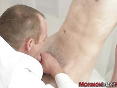 blowjob, handjob, old and young, cumshot, sucking, gay