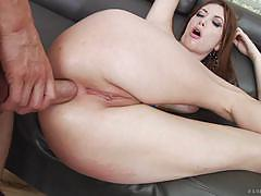 gia love, chris strokes, brunette, blowjob, riding, doggystyle, cumshot, facial, anal, reverse cowgirl, cowgirl, ass fuck, spooning, sucking