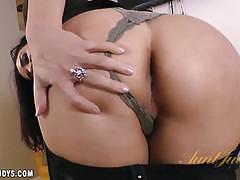 brunette, milf, masturbation, small tits, solo, mature