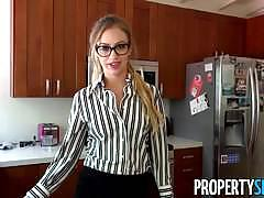 Propertysex real estate agent scams client into buying with sex