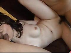 Mind blowing hardcore sex with hairy babe asuka mimi