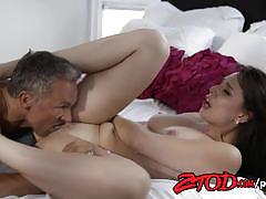 Aidra fox and marcus london passionate fuck