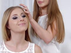 Aria logan and alessandra jane in lesbian scene by sapphic