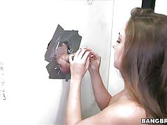 Glory holes are made for cheating