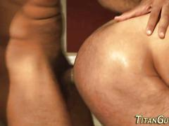 big cock, interracial, muscle, blowjob, cumshot, hardcore