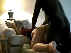 Amateur mature with fat ass fucked in doggystyle by bbc