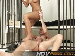 big cock, brunette, creampie, babe, pussy, oral