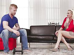 Denis reed experiences milf pussy @ milf creampies