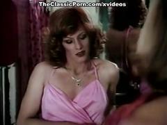 Kathleen kinski, brigitte depalma, steven sheldon in vintage xxx movie