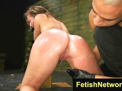 Fetishnetwork charli acacia virgin slave