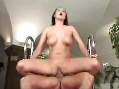 anal, big boobs, old and young, big tits, fucking, shaved, brunette