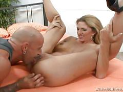 Cuckold husband gifted his wife to a stranger @ cuckold diaries #12 - part 2