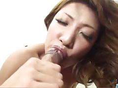 Luscious asian fucked hard
