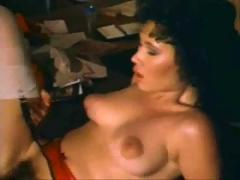 Kristara barrington & ron jeremy in a threesome