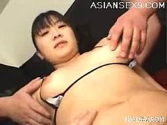 Misaki saya hot japanese whore gets covered in sticky cum