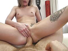 Bbc vs rocco's mammoth dick @ rocco's intimate castings #15
