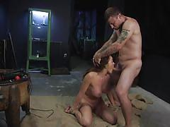 Her first bdsm experience was painful
