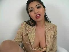 Mika tan:jerk it and give me your money loser!! ( asian hardcore japanese mature )