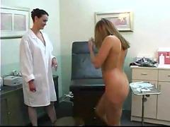 Doctor in white bra pt 13