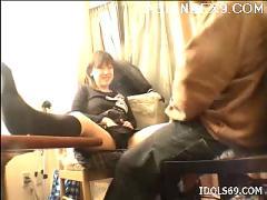 Yuu naughty asian slut is showing off her hot ass