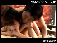 Vivian asian slut is good giving blowjobs  for fun