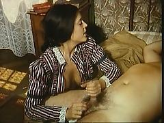 Young girl sucking and fucking