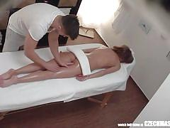 massage, czech, amateur, blowjob, spy cam, from behind, pussy rubbing, cock riding, czech massage, czech av