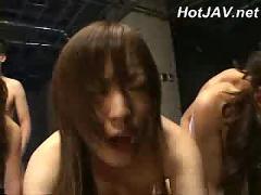 Group sex abuse japanese girl