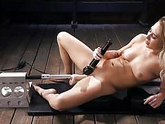 Carter cruise prefers fucking machines