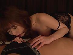 small tits, milf, asian, blowjob, pussy licking, fingering, brunette, 69 position, erito av stars, erito, yui hatano