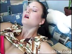 Slave amateur lady