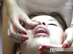 Miyuki son swallows 41 huge mouthful cumshots