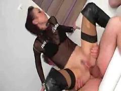 Slut likes dp fucking