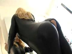 Annette double ass fucked