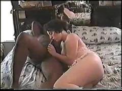 Sweet wife loves that big black cock pt1.eln