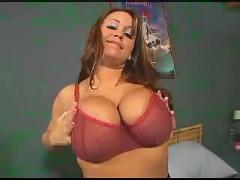 Guy plays with funbags best tits ever 36 ddd
