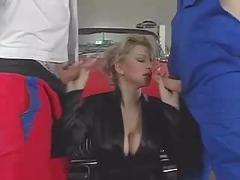 Serena leonidas (aka busty zuzanna) 3way on car