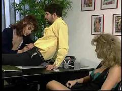 Office trio