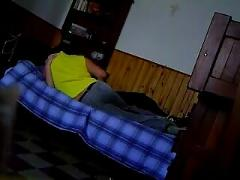 Amateur sex on hidden cam..rdl