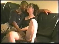 Amateur interracial blowjob
