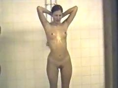 Shower room-hidden cam