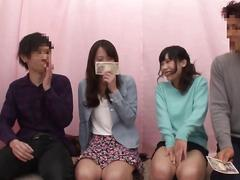Double date participants to exchange partner! video segment 1