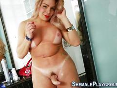 masturbation, cumshot, bikini