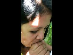 Farmer's daughter fucked in a cornfield