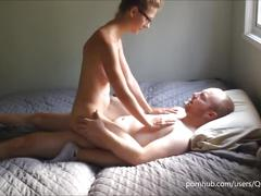 amateur, blonde, for women, verified amateurs, female-friendly, cuddle-fuck, doggystyle, cowgirl, nice-round-booty, he-is-loud, he-cums-inside-her, snuggling, romantic-morning-sex, girl-with-glasses, spooning-fuck, nice-tits, dick-in-pussy, big-nipples, playing-with-boobs, nipple-play