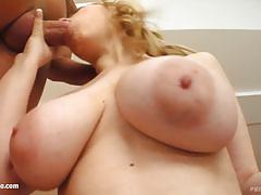 Big tit hottie tami fucked hard at prime cups