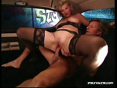 Busty blond lucy gets anal fucked