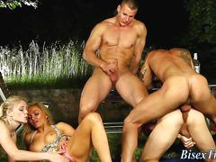 group, hunk, twink, anal, blowjob, cumshot, muscle