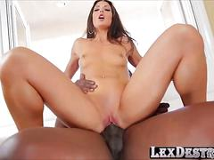 hardcore, interracial, masturbation, busty, horny, pounding, whore